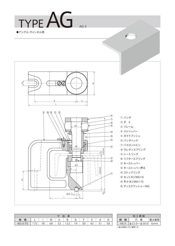 TYPE AG-3